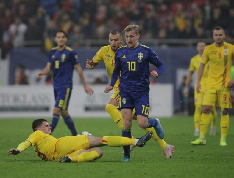 România s-ar putea să nu scape de sancţiune după incidentele de la meciul cu Suedia