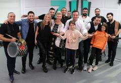 Mica Unire ZU: Diana Matei și Taraful Cleante, LIVE în studio