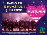 Radio ZU își menține poziția de lider în București