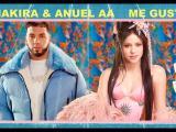 Shakira & Anuel AA – Me Gusta   lyric video