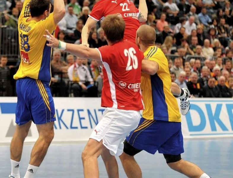 Tricolorii încep campania de calificare pentru Campionatul Mondial de handbal masculin