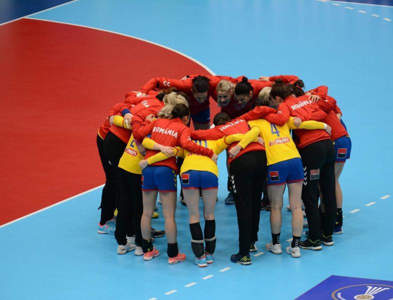 Naționala de handbal feminin începe pregătirea pentru turneul preolimpic