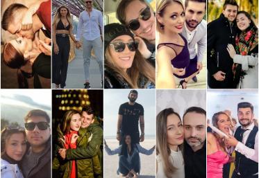 Luptă pentru nuntă: Fă cunoștință cu cele 10 cupluri semifinaliste!