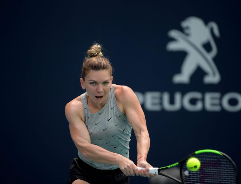 Simona Halep s-a înscris la un nou turneu