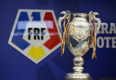 S-a stabilit programul meciurilor din sferturile Cupei României