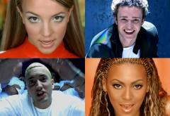 20 de hituri internaționale care împlinesc 20 de ani în 2020