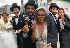 #LuptaPentruNunta – Ziua 4: Nu e nuntă fără alergătură!