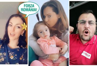 """Momente unice: Sute de mii de români au strigat """"FORZA ROMÂNIA""""!"""