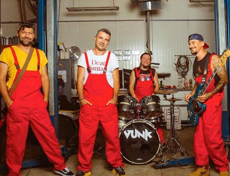 "Trupa Vunk a lansat piesa ""Ajunge"". Ascult-o aici!"