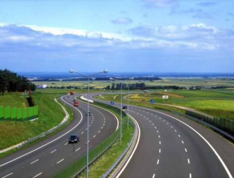 Au început lucrările la autostrada Sibiu – Pitești