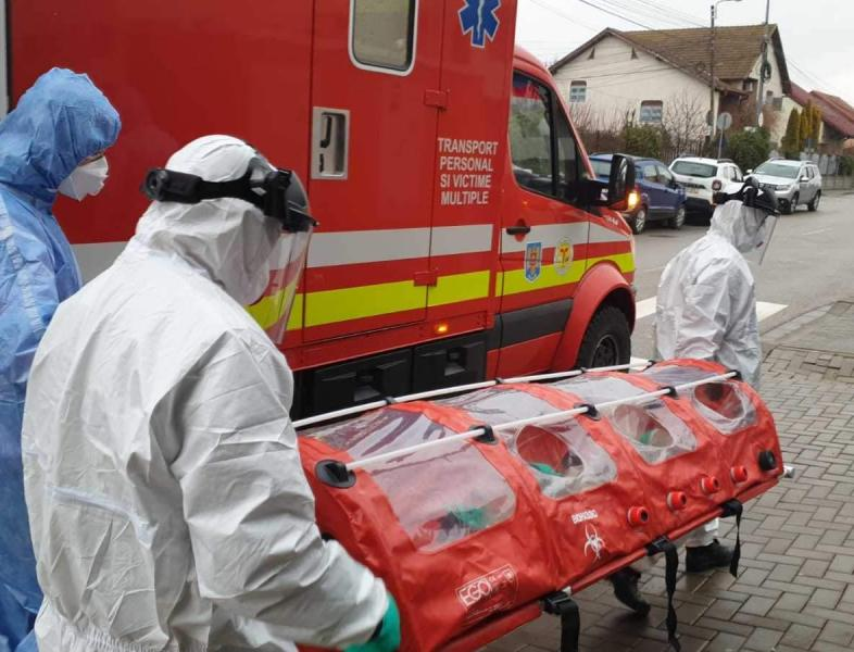 Încă un caz de infectare cu coronavirus în România