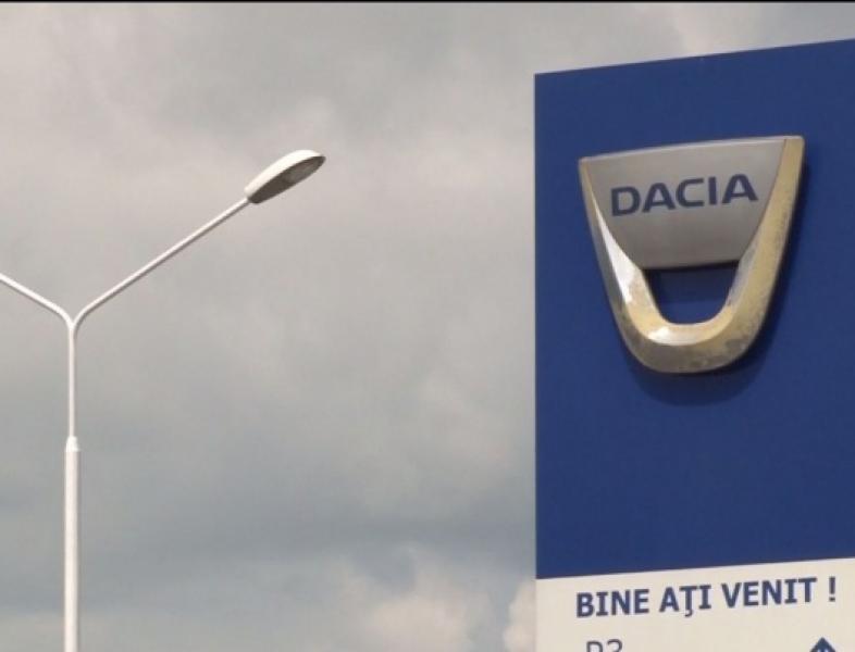 Dacia își trimite angajații în șomaj tehnic