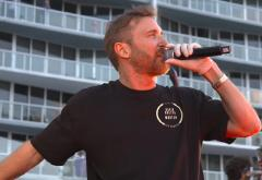David Guetta a strâns 700.000$ pentru lupta cu COVID-19 mixând pe un acoperiș din Miami. Vezi cum a fost!
