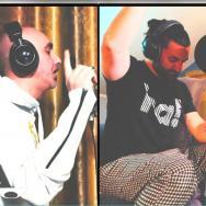 """ASCULTĂ: Smiley și Cabron cântă """"Cine-i salvează pe eroi?""""  live de acasă"""
