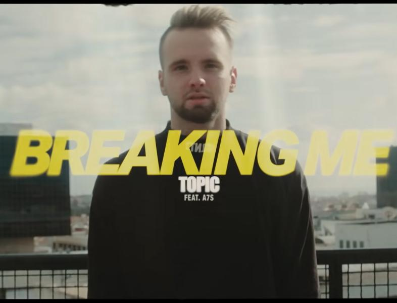 """""""Breaking Me"""" bate """"Roses"""" și devine noul No. 1 în Most Wanted"""