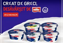 Câștigă premiile de la Müller la Morning ZU
