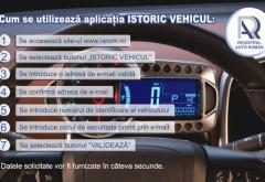 Aplicație de la Registrul Auto Român