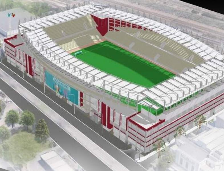 Noul stadion Arcul de Triumf va fi gata la sfârșitul lunii iulie