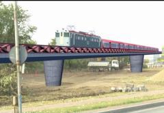 Calea ferată Aeroport Otopeni – Gara de Nord va fi gata pe data de 26 august