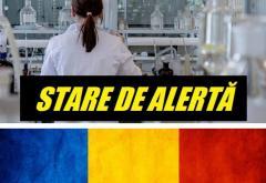 Starea de alertă o înlocuiește, în România, pe cea de urgență