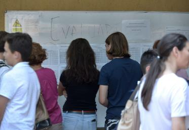 Teste de antrenament pentru elevii claselor a opta