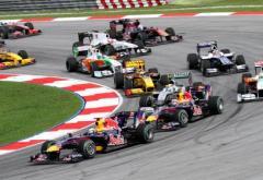 Mașinile se întorc pe piste în Formula 1
