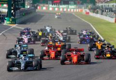 Curse anulate în Formula 1