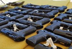 Arme noi pentru Poliția Română