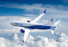 Avioanele Blue Air își reiau multe dintre zborurile regulate