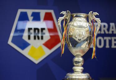 S-a stabilit programul optimilor de finala ale Cupei Romaniei