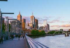 Orașul Australian Melbourne intră, din nou, în carantină