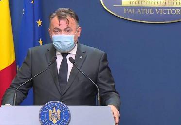 E posibilă prelungirea stării de alertă, anunță Ministrul Sănătații