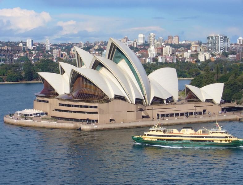 Opera din Sydney intră în Patrimoniului Mondial UNESCO