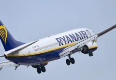 Ryanair zboara, din nou, pe ruta București – Timișoara