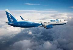 Curse noi de la Blue Air în perioada sărbătorilor de iarnă