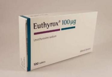 Euthyrox din import, în România