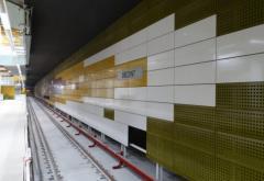 Bucureștenii vor putea circula, începând de astăzi, cu metroul, și pe Magistrala 5