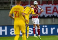 Victorie importanta pentru nationala de fotbal