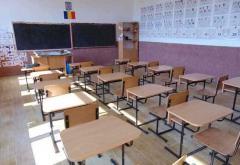 De luni, in 43 de comune și orașe mici din țară, școala începe exclusiv de acasă
