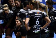CSM București se pregătește de meciul din Liga Campionilor cu Vipers Kristiansand