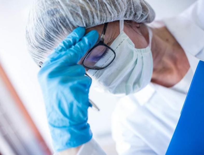 Crește numărul de îmbolnăviri zilnice cu SARS COV 2