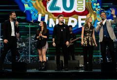 Ana Baniciu, Nicole Cherry și Florian Rus au adus muzica anilor 2000 pe scenă la Marea Unire ZU
