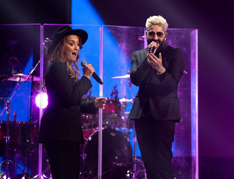 Marea Unire ZU 2020: Connect-R și Nico cântă pentru prima dată live împreună