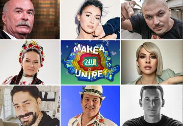 Marea Unire ZU 2020: Lista artiștilor care vor urca pe scenă
