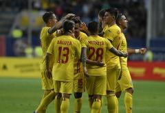 Trei meciuri într-o săptămână pentru Naționala de fotbal a României