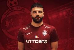 CFR Cluj l-a transferat pe Syam Ben Youssef