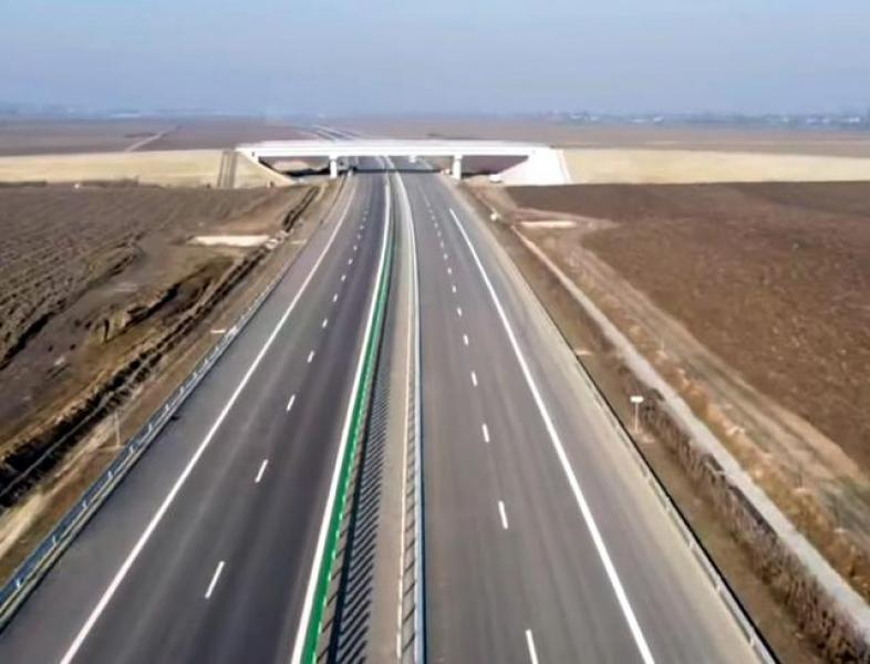 Se deschide primul tronson din Autostrada Moldovei