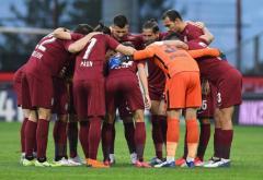 CFR Cluj are meci, astăzi, în grupele Ligii Europa