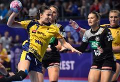 Naționala de handbal feminin debutează la Campionatul European