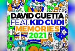 """Hitul care trezește România: David Guetta ft. Kid Cudi – """"Memories"""" (2021 remix)"""